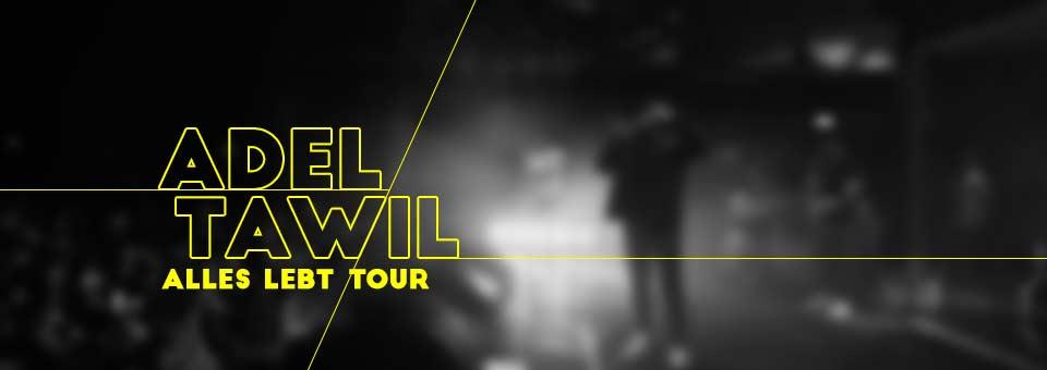 Konzerte Adel Tawil 2021
