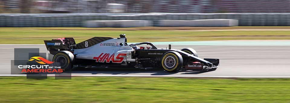 Austin Formel 1