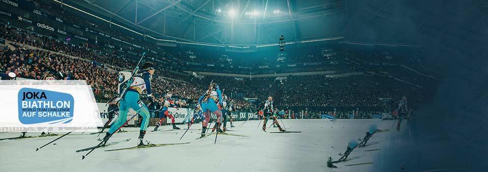 Biathlon Auf Schalke 2021 Tickets