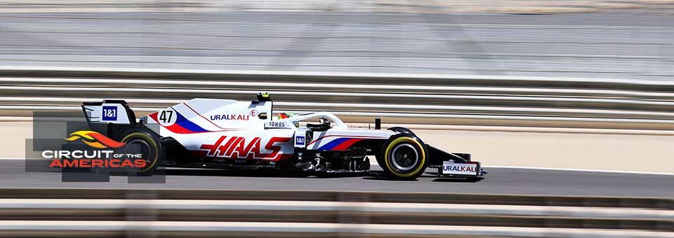 Formel 1 Austin 2021