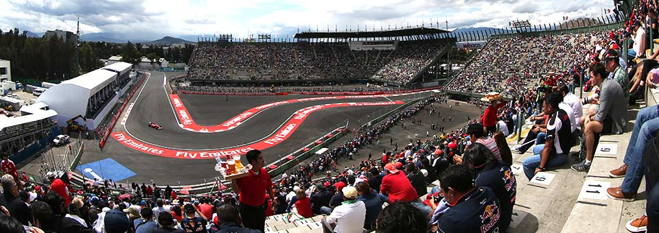 Formel 1 Mexiko 2021