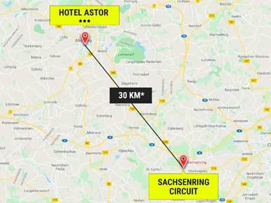 Sachsenring Tickets 2021