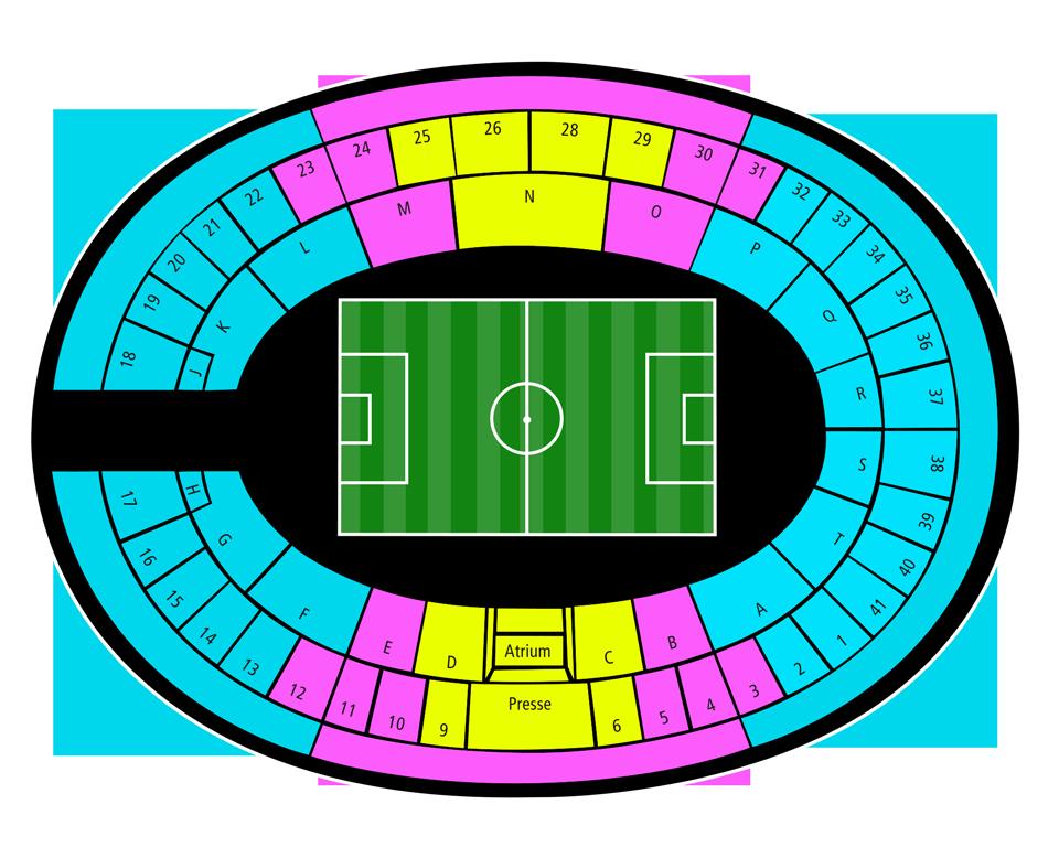tickets für dfb pokal finale 2019