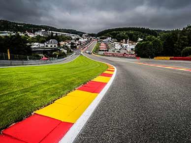 Formel 1 Tickets Spa